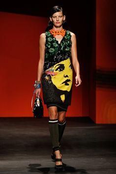 Prada Spring 2014 Is A Fun Foray Into Pop Art | The Chic Spy