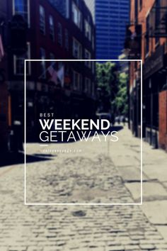 United States Weekend Getaways to enjoy for 3-4 days. These locations make the best vacations as they are full of things to do! #unitedstates #weekendgetaways #vacation Cheap Weekend Trips, 4 Day Weekend, Weekend Vacations, 3 Day Getaways, Girls Weekend, Best Vacations, Vacation Ideas, Travel Necessities, Travel Hacks