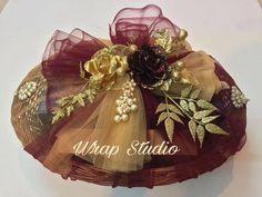 Photo By Wrap Studio - Trousseau Packers Indian Wedding Gifts, Creative Wedding Gifts, Indian Wedding Planning, Wedding Unique, Wedding Hamper, Wedding Gift Baskets, Wedding Gift Boxes, Bridal Gift Wrapping Ideas, Diwali Gift Hampers