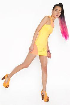 Nasty Gal x MINKPINK Amy Dress