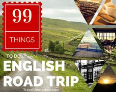 England! It's an old country with lots of history. But like the rest of the world, things are changing all the time. This summerI went on a road trip with my good friend Kash, to see more of Engla...