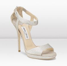 f42940bfafb Have you seen the Jimmy Choo Bridal shoe collection that is out? These  wedding shoes are so amazing, all that glitters does shine!