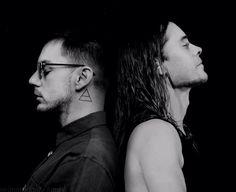 Shannon & Jared Leto