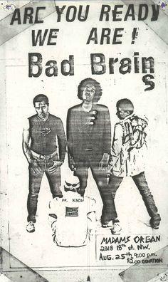 Bad Brains.