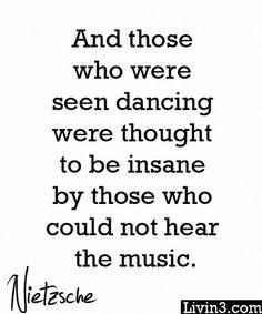 Nietzsche inspirational poster quote