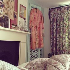 Florence Welch's bedroom in her NEW house