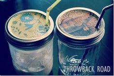 mason jar sippy cup
