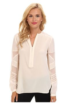 Nanette Lepore Trail Me Top featured on Glance by Zappos