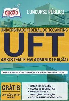 Apostila Preparatoria Concurso Universidade Federal Do Tocantins
