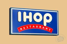 FREE IHOP Logo, IHOP Restaurant Identity, Popular Company's Brand ...