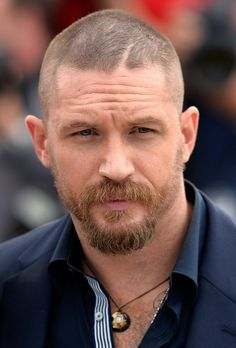 Tom Hardy at the   68th Cannes Film Festival   Cannes,   May 14, 2015