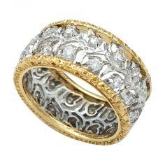 Bridal & Wedding Party Jewelry Engagement & Wedding 7.30ct Natural Diamond Yelow Topaz 14k White Gold Wedding Aniversary Tiara Crown Packing Of Nominated Brand