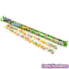 Easter Nerds Rope Candy Packs: 24-Piece Box