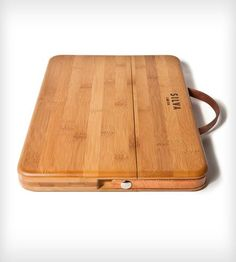 Bamboo Macbook Case | INACTIVE For the person who has everything | Silva LTD | Scoutmob Shoppe | Product Detail