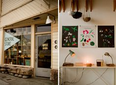 The General Store...san fran shop selling carefully, curated new & vintage items