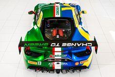 Scuderia Autoropa - Ferrari 488 Challenge - Wrap / Wrapping