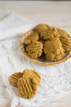 biscotti leggeri con riso e avena |ricetta vegana senza latte burro e uova