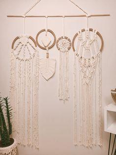 Dreamcatchers, Suncatchers, Wall Art, Instagram, Home Decor, Decoration Home, Room Decor, Dream Catcher, Wind Chimes