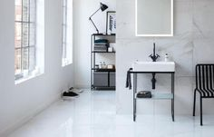 DuraSquare by Duravit... timeless.