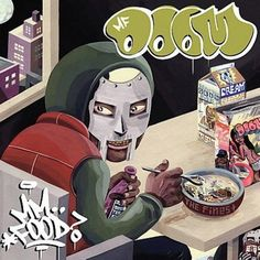 MF Doom Mm...Food on 2LP Mm.. Food is an album by hip hop artist Daniel Dumile, his second full-length under the MF DOOM moniker. It was released on November 16, 2004 on Rhymesayers Entertainment. MM.
