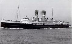 MECKLENBURG Bouwjaar 1922, grt 2907 Eigenaar Stoomvaart Maatschappij Zeeland, Vlissingen http://koopvaardij.blogspot.nl/2016/07/22-juli-1922.html