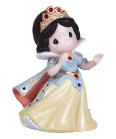 Reminds me of Emily...   Snow White Figurine by Disney Showcase Collection #zulily #zulilyfinds
