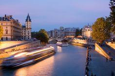 France, Paris Seine River Night Seine Architecture #france, #paris, #seine, #river, #night, #seine, #architecture