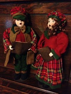 The Old Trunk in the Attic: Advent Calendar of Christmas Memories - Parties