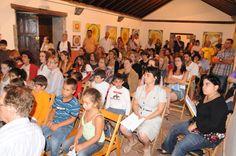 Exposición Serie GirasoLuz en Casa de la Cultura de Tenoya · 2010