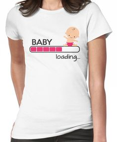 Baby loading... Women's T-Shirt
