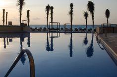 The Nyx pool Cancun, Zona