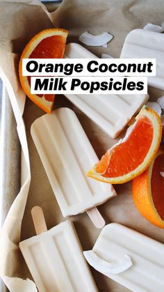 Vegan Sweets, Healthy Desserts, Delicious Desserts, Yummy Food, Tasty, Healthy Popsicle Recipes, Whole Food Recipes, Vegan Recipes, Ice Pop Recipes