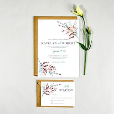 Bespoke Wedding Stationery at affordable prices.