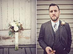 Real Wedding: Courtney + Noah's Ranch Wedding | Green Wedding Shoes Wedding Blog | Wedding Trends for Stylish + Creative Brides