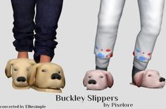 Buckley Slippers at Ellie Simple for The Sims 4 Sims 4 Children, 4 Kids, Sims Mods, The Sims 4 Bebes, Play Sims 4, Sims 4 Cc Shoes, Sims 4 Toddler, Sims 4 Mm Cc, The Sims 4 Download