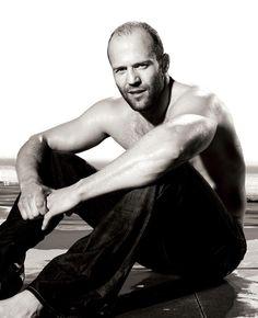jason statham shirtless in the mechanic