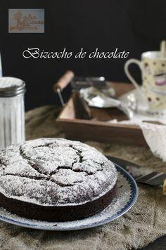 BIZCOCHO DE CHOCOLATE, EL MEJOR DEL MUNDO | Cocina