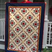 Medal of Honor - A Quilt of Valor - via @Craftsy