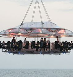 dinner or lounge in the sky...this is AWESOME!...c'mon LA or Vegas event!