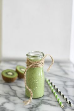 St Patrick's Day – the green smoothie |