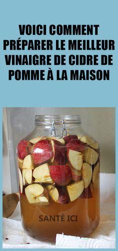 Présent dans les recettes amincissantes ou dans les remèdes naturels, le vinaigre de cidre de pomme gagne de plus en plus en popularité dans le monde entier. Mais savez-vous qu'il peut être fabriqué à la maison ? Aujourd'hui nous vous proposons la méthode de réaliser du vinaigre de cidre depuis votre cuisine ! Le vinaigre de cidre de pomme a une longue histoire comme étant à la fois un atout culinaire et un remède naturel. Il est plus habituel de l'acheter en magasin, mais le préparer à la…