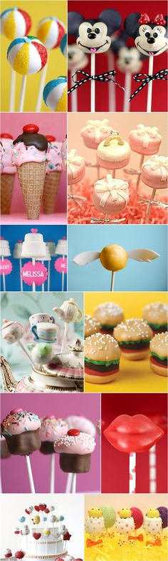 Praise Wedding » Wedding Inspiration and Planning » 32 Lovely Cakepop Designs
