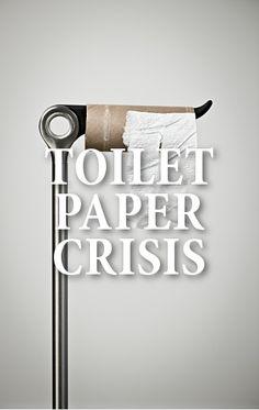 """le """"toilet paper crisis"""" est le plus mauvais! Je le deteste!"""