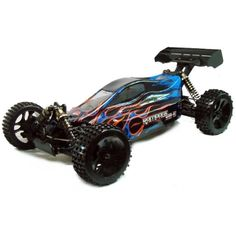 Redcat Racing Rampage XB-E Buggy 1/5 Scale Electric (With 2.4GHz Remote Control)