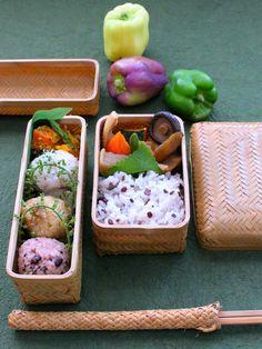 Kitchen Tool : お米をおいしくする、ニッポンのキッチンツール/「雅竹」の「網代編み すす竹弁当篭」 #kitchentools