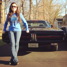 Miss Mopar & The Little Black Dress