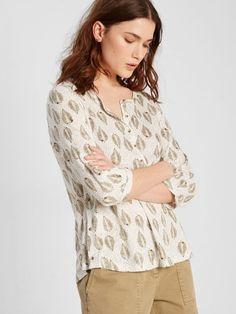 White Stuff SS17 Charlotta Jersey Shirt