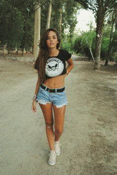 Die 86 Besten Bilder Von Hotpants Summer Clothes Woman Fashion