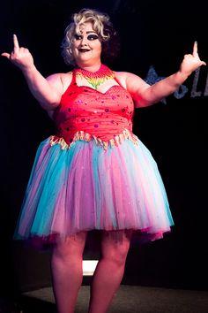 Rubyyy Jones @Glitterama Burlesque Show