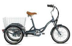 Italwin Tricicletta 3 Wheel Electric Bike